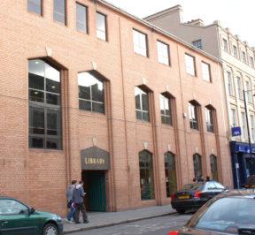 Northern Ireland Library Authority