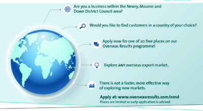 Go Global with Newry, Mourne and Down Council