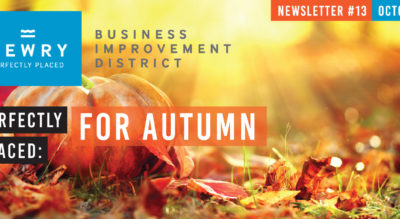 Newry BID Newsletter October 2017