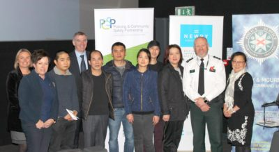 Newry BID Hosts Chinese Business Community