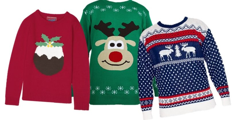 WHERE TO GET A CHRISTMAS JUMPER IN NEWRY
