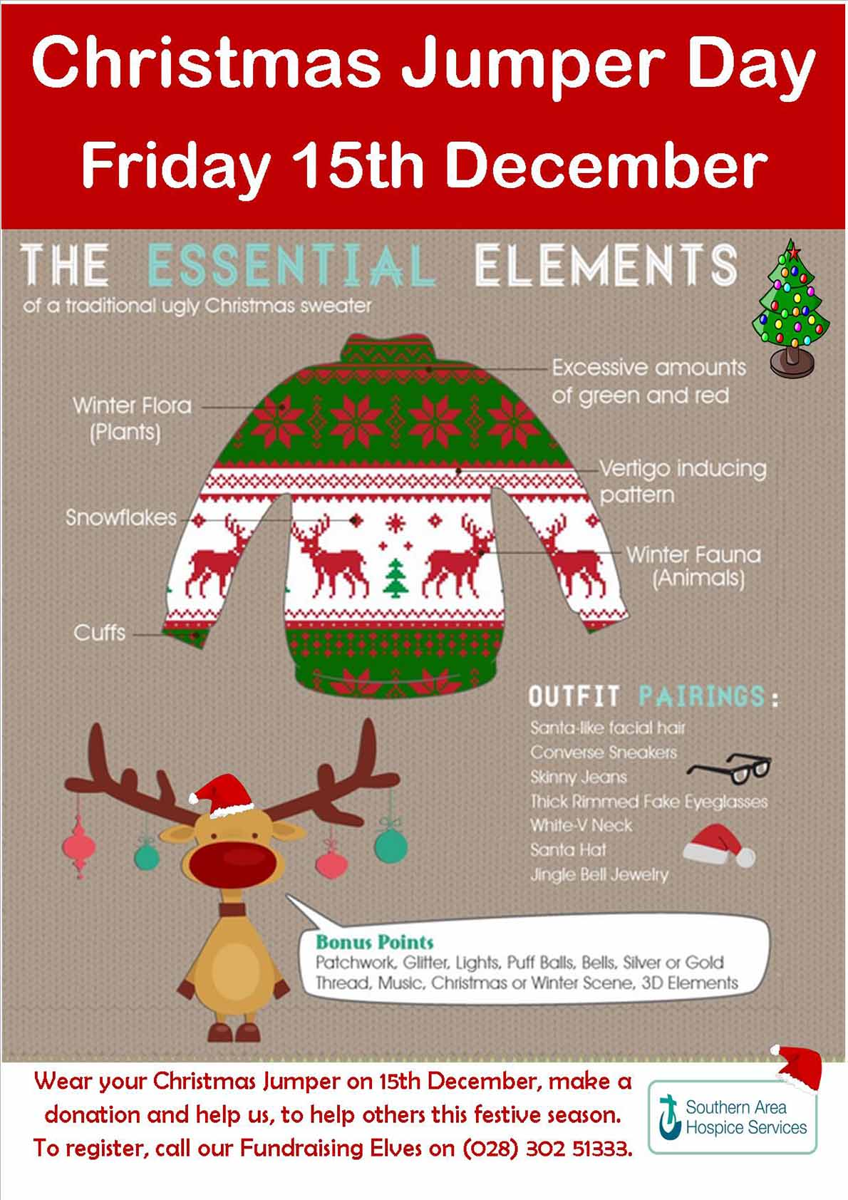 Christmas Jumper Day – NEWRY Business Improvement District