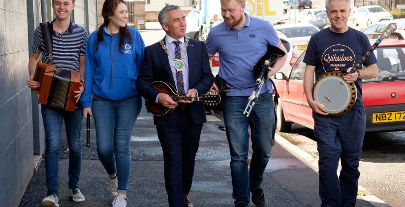 Newry city hosts a whole weekend of 'trad…