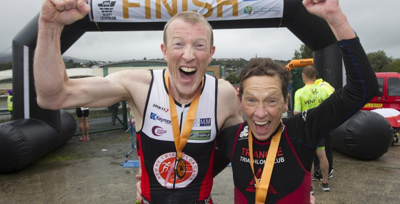 Newry Triathlon another great success
